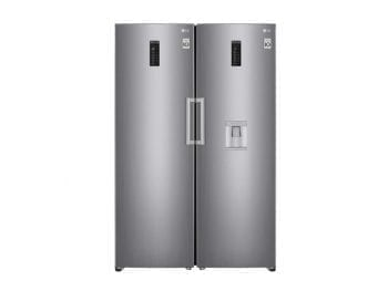 Réfrigérateur side-by-side LG GC-B404ELRZ - 375 L