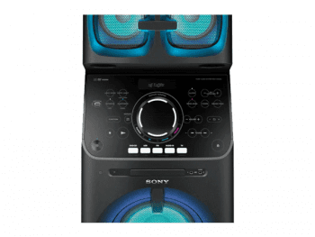 Mini chaine Sony MHC-V90D - Bluetooth